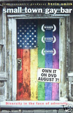 Small Town Gay Bar promotional poster - 11 x 17 inches - Kevin Smith