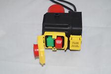 Tripus Anbauschalter Motorstarter Schutz-Motorschalter 16 A CEE Stecker Notstop