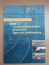 Light rail Zuid-Limburg (Nederland, 2002)