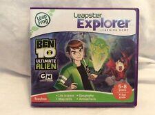LeapFrog Leapster Explorer Learning Game: Ben 10 - Ultimate Alien! S5