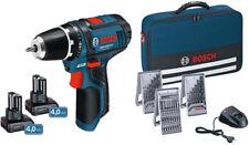 Bosch Professional batería-taladro GSR 10,8-2-li/GSR 12v-15, en bolsa...