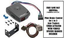 80550 Pro Series Brake Control with Wiring Harness FOR 2010-2012 Dodge & RAM