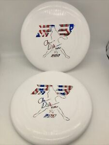 New Prodigy PA-3 300 2021 Chris Dickerson Signature PUTTER PAIR Disc Golf Disc
