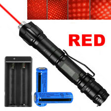 900miles Amazing Red Laser Pointer Astronomy Star Light Beam Rechargeable Lazer