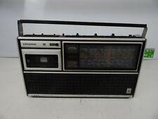 Grundig C 8000 Automatic Radio Recorder Weltempfänger Ghettoblaster Retro Vintag