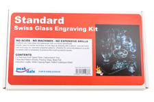 Swiss Glass Etching Standard Kit 151