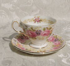 Tazzina da caffè con piattino Royal Albert Serena 1942 Coffee Cup & Saucer Tazza