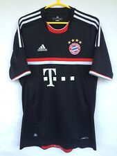 BAYERN MÜNICH 2011 2012 ADIDAS CHAMPIONS LEAGUE FOOTBALL SOCCER SHIRT THIRD