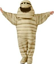 Boys Kids Girls Murray Mummy Hotel Transylvania Halloween Costume Outfit Age 3-8
