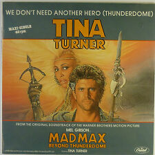 "12"" MAXI-Tina Turner-We don 't Need Another Hero (Thunderdome) - k5153"