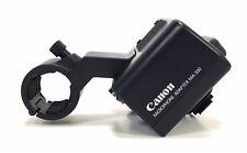 Canon MA-300 XLR Microphone Hot Shoe MIC Adapter MA300
