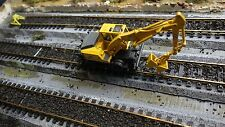 Liebherr A900 C ZW Railway Hydraulic Excavator Construction Vehicle 1.87 Scale