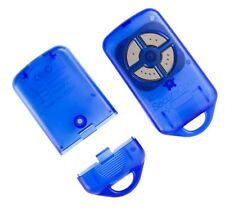Genuine ATA PTX4 Garage Door Remote ENCLOSURE ONLY ATA PTX-4 Blue Case