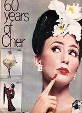 VOGUE-CHER-DECEMBER 1974-LIZ TAYLOR-AURORE CLEMENT-REGINE-ELSA PERETTI-LIZA M