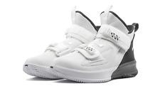 Nike LeBron Soldier 13 SFG Men's Basketball Shoe White/Black AR4225 100
