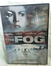 The Fog 1980 John Carpenter Jamie Lee Curtis-New Cover Art!-See Listing!-Extras!