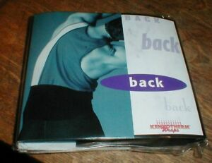 NEW Nikken Kenko-Therm Magnet Therapy BACK Comfort Wrap = LARGE #94549