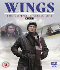 Wings Series One 1 - BBC TV WW1 The Great War Drama DVD