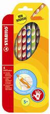 Stabilo Farbstift Easycolors im 6er Etui für Rechtshänder