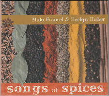 Mulo Francel & Evelyn Huber- Songs Of Spices Factory Sealed NEW CD Free UK P&P