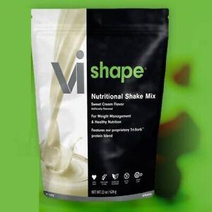 ViSalus Vi-Shape Sweet Cream Nutritional Shake Mix (24 Servings) EXP 2022