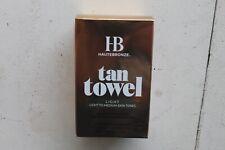 HauteBronze Half Body Self Tan Towelettes, Tan Towel, 10 count LIGHT  WW#1