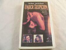 Under Suspicion (VHS, 1992, Closed captioned) LIAM NEESON