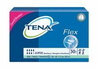 SCA 67805 Tena Flex Super Brief (Size 12) Disposable Heavy Absorbency Case Of 90