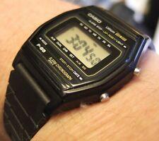 VERY RARE Superb Vintage 1981 Casio F-85 [160] Alarm Chronograph LCD Watch!