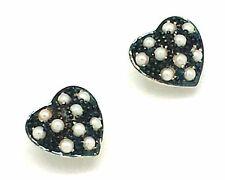 Ohrstecker mit Perle Saat Perlen 925 Sterling Silber