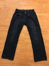 G Star Raw 3301 Radar Straight Men's Jeans, Size 32 Length 34/34x32 Dark Wash