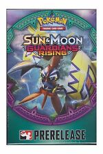 Pokemon TCG Sun & Moon Guardians Rising Factory Sealed Prerelease Box