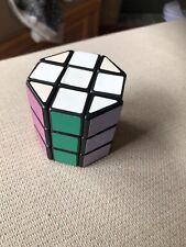 Original 1980s Vintage Rubiks Cube - Barrel Twist Hexagon Puzzle Type - VGC