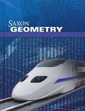 Saxon Highschool Geometry Complete Homeschool Home Study Kit Grade 8-12 New!