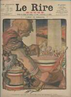 Journal Le RIRE Rouge, édition de guerre N° 149 du 22 septembre 1917