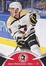 JEAN-SEBASTIEN DEA 2015-16 15-16 UPPER DECK AHL BASE #51 WILKES-BARRE PENGUINS !
