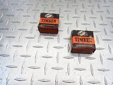 1983 83 HONDA GOLDWING GL1100I 1100 INTERSTATE TIMKEN TAPERED ROLLER BEARINGS