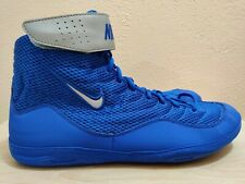 Limited Edition Nike Inflict 3 Wrestling Shoes Royal Blue Size 13 325256-401