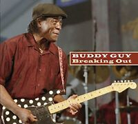 BREAKING OUT - GUY BUDDY [CD]