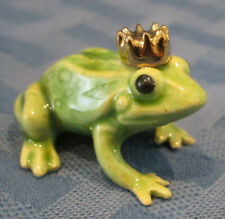 Hagen Renaker Miniature Frog Prince, # 344, Made in USA