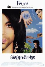 "GRAFFITI BRIDGE Movie Poster [Licensed-NEW-USA] 24x36"" Theater Size (Prince)"