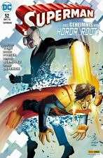 Superman 52-Allemand-PANINI-article NEUF
