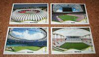 Panini * FIFA World Cup Brasil 2014 * WM 2014 ** STADION-STICKER (auswählen) **