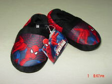 Primark Spiderman Kids Boys Slippers 3-11 years Infant 9 young 5.5 Size