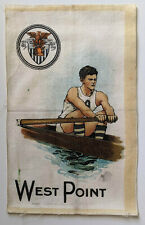Murad S22 sport Tobacco silk college university West Point Army Rower Crew
