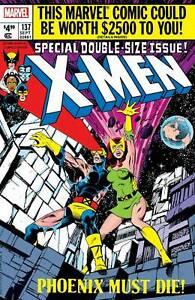 X-Men #137 (Facsimile Edition / 1980 / NM)