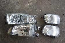 JDM Subaru Impreza wrx gc8 sti crystal kouki v5 version 6 v headlights corners