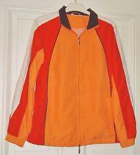 Damen Jacke Sportjacke CHIKIWI Gr. 40 orange