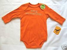 NWT New Unisex 0/3 Mo. Halloween-Themed Bodysuit