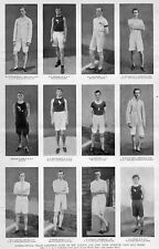 TRACK AND FIELD TEAMS, NEW YORK ATHLETIC CLUB, ATHLETE